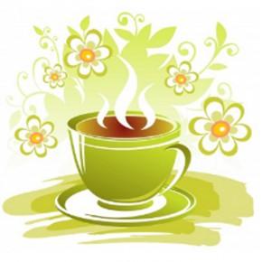 Кофеин в зеленом чае