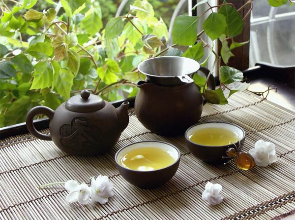 как правильно пить чай для похудения