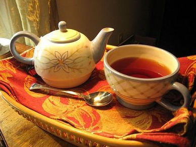 как принимать пурпурный чай для похудения