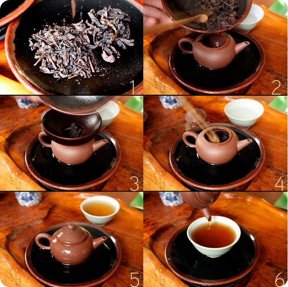 египетский желтый чай для похудения