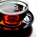 Черный чай для лица и волос