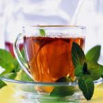 Чай с мятой — польза и вред
